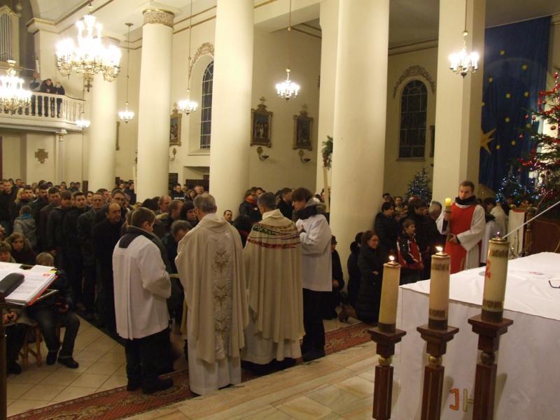 Pasterka - Uroczystość Bożego Narodzenia (2012-12-25) - Ł. A. Wejda