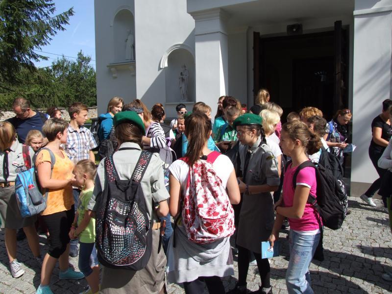 DO MATKI POCIESZENIA (2014-09-06) - DH. ŁUKASZ