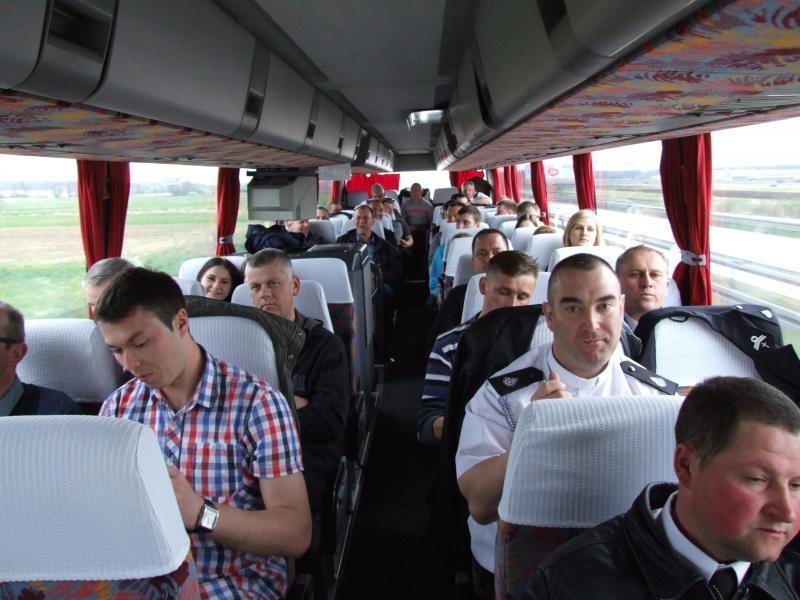 Pielgrzymka Strażaków na Jasną Górę (2015-04-26) - A. Wejda