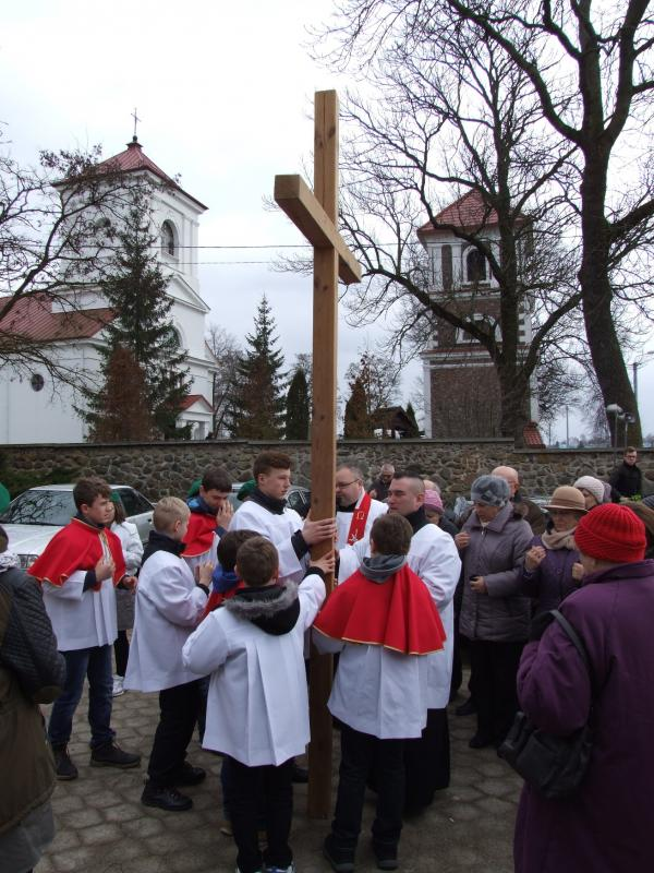 Droga Krzyżowa (2016-03-20) - Ł. A. Wejda