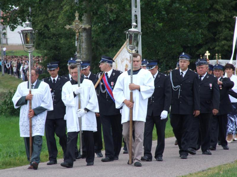 Uroczystość Najświętszego Ciała i Krwi Pańskiej (2011-06-23) - Ł. A. Wejda