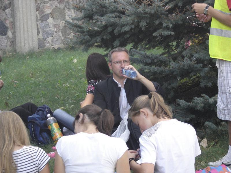 XXVII piesza pielgrzymka do Krypna (2011-09-03) (2011-09-03) -