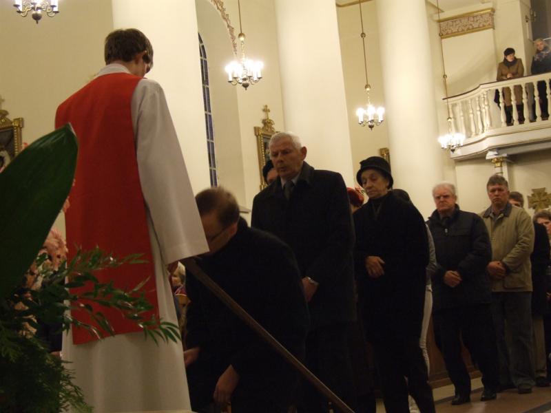 Wielki Piątek - liturgia męki Pańskiej (2012-04-06) - Ł. A. Wejda