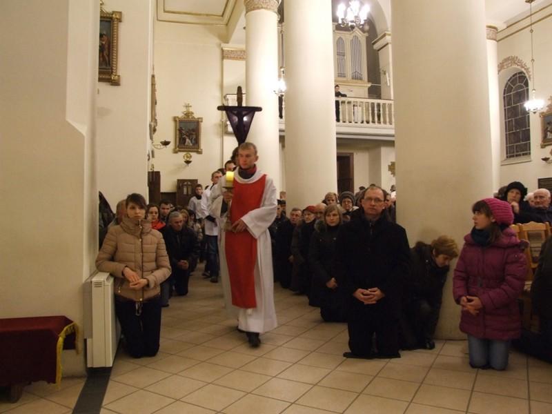 Wielki Czwartek - Msza Wieczerzy Pańskiej (2013-03-28) - Ł. A. Wejda