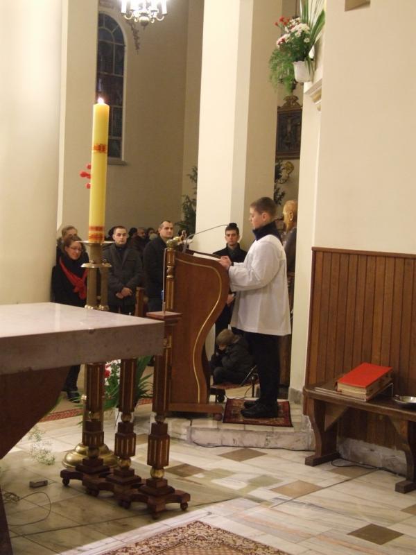 Wigilia Paschalna - Wielka Sobota (2013-03-30) - Ł. A. Wejda