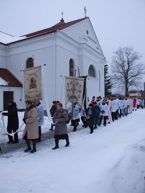Niedziela Zmartwychwstania - procesja rezurekcyjna (2013-03-31) - Ł. A. Wejda