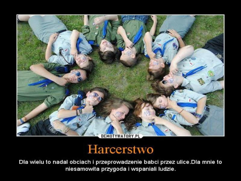 HARCERSTWO NA TAK () -