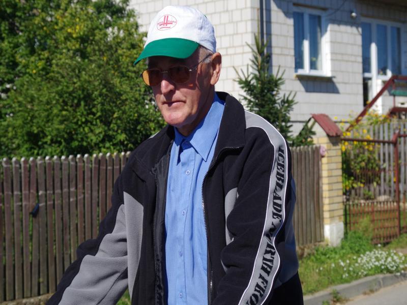 ROWEREM DO MATKI BOŻEJ (2013-09-06) - ks. Proboszcz