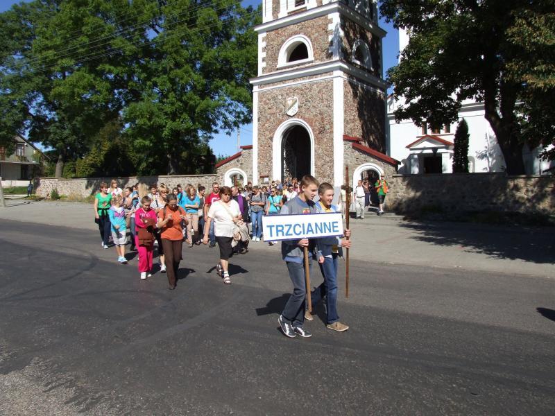 Pielgrzymka - Krypno (2013-09-07) - R.K. Wejda