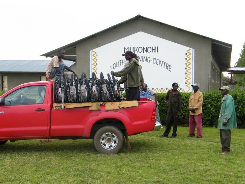 Pozdrowienia z Zambii (2013-02-15) - Manika Drążyk