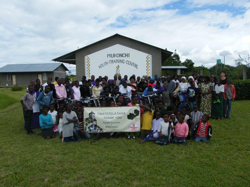 Pozdrowienia z Zambii (2013-02-15) - Monika Drążyk