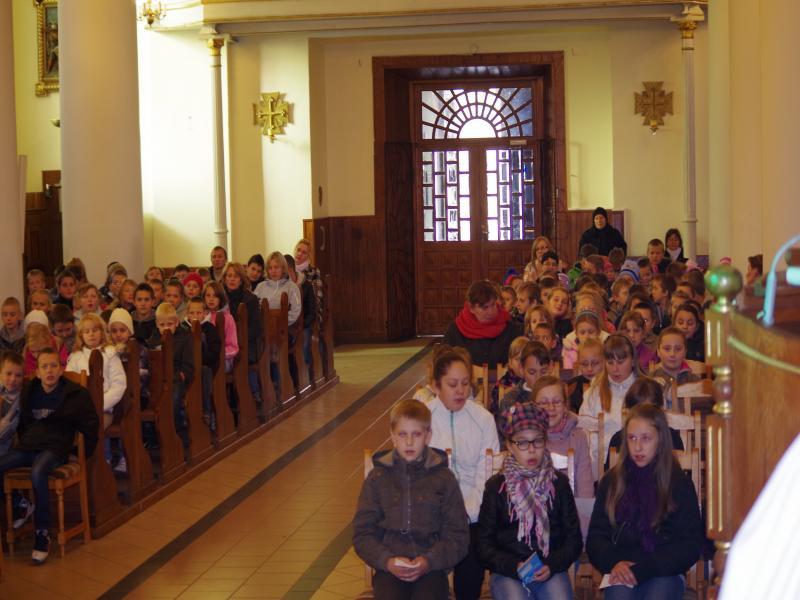 NASZ PATRON ŚW. FRANCISZEK (2013-10-04) - ks. Sebastian