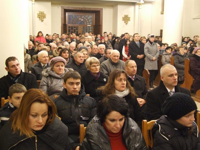 Pasterka (2013-12-25) - Ł. A. Wejda