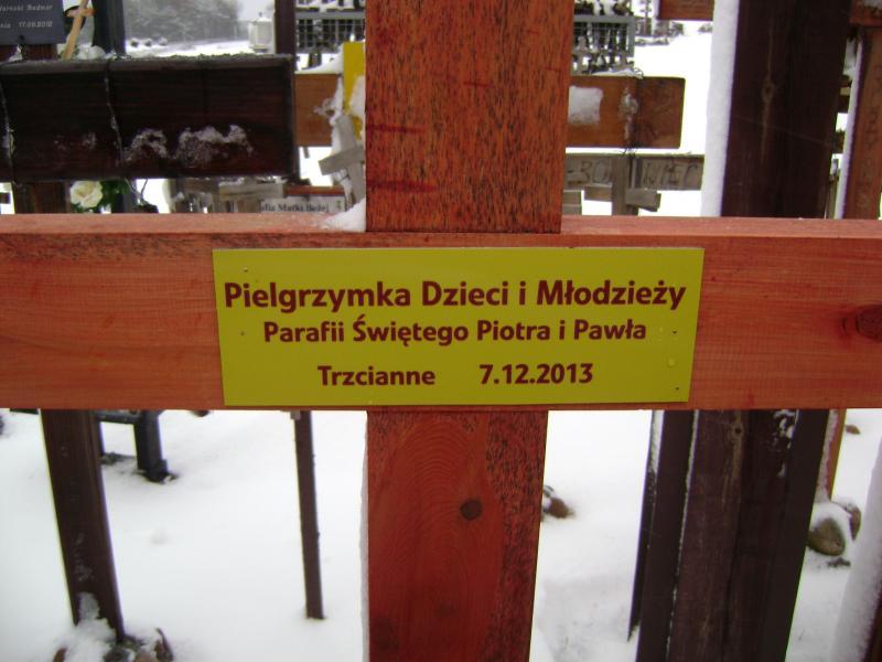 Pielgrzymka do Sokółki (2013-12-07) - ks. Jacek
