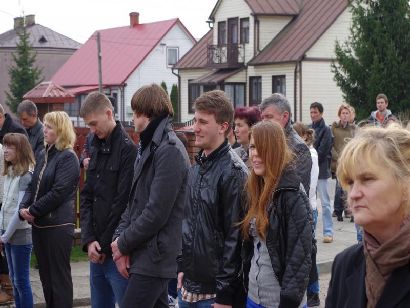DROGA KRZYŻOWA (2014-04-15) - ks. SB