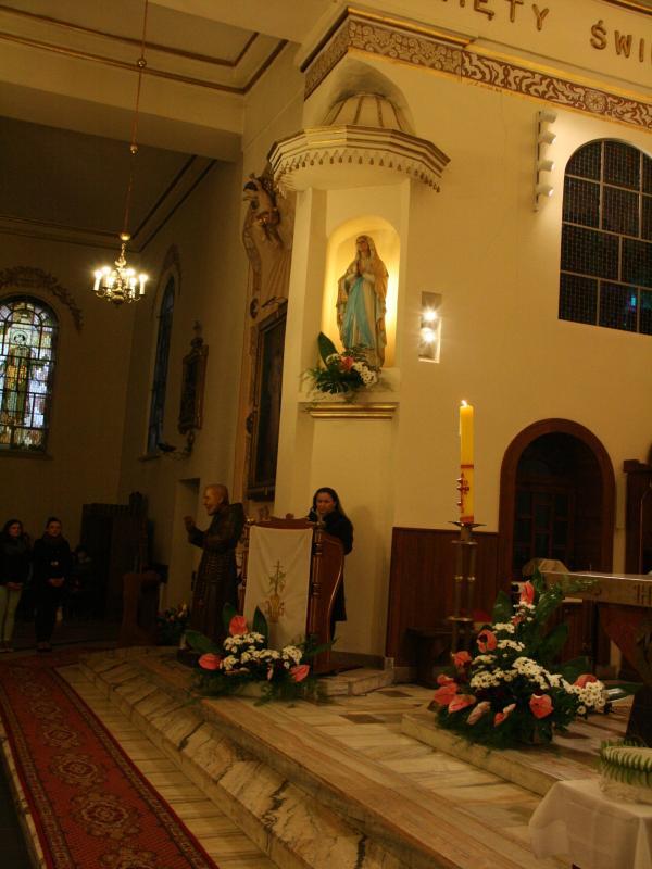 WIGILIA PASCHALNA (2014-04-19) - ks. SB