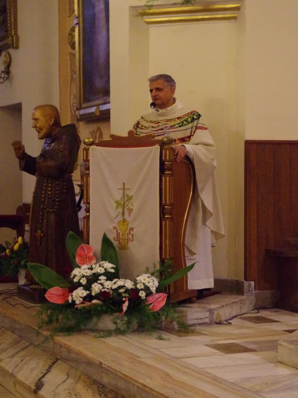 CHRYSTUS ZMARTWYCHWSTAŁ (2014-04-20) - DH. KRZYSZTOF